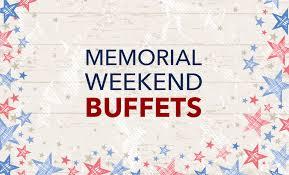 Prairie Meadows Buffet by Memorial Weekend Buffets
