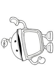 coloring team umizoomi geo rollerskates coloring pages
