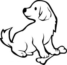 puppies coloring pages preschooler coloringstar