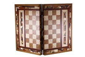 chess set designs designer backgammon set mosaic wood backgammon sets wooden chess