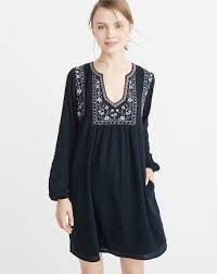 sleeve black dress womens dresses jumpsuits abercrombie fitch