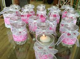 jar centerpiece ideas pretty jars with colorful flowers for wedding centerpieces