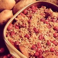 berry mallow yam bake recipe taste of home