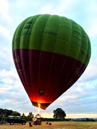 our air balloon experience in the loire valley video