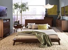 bedroom mid century modern daybed modern nightstands modern