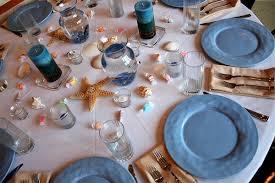 seafood dinner party menu
