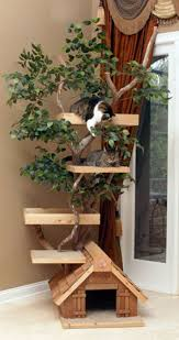Designer Cat Tree Furniture Best  Modern Cat Furniture Ideas On - Tree furniture