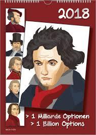 33 komponisten kalender 33 komponisten kalender u2013 2017 2018