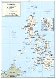 Thousand Islands Map Maps Of Philippine Map Library Maps Of The World