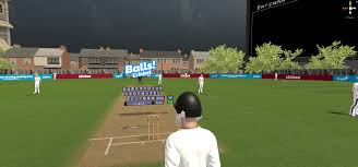 cricket game uses motion capture technology for full immersive