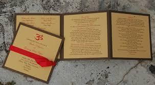 trifold wedding program paper diy tri fold wedding program new york city nyc