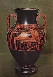 Euphronios Vase Pottery Of Ancient Greece