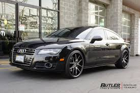 audi a7 r audi a7 with 22in lexani r twelve wheels exclusively from butler