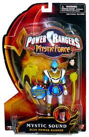 power rangers mystic force mystic sound blue power ranger action