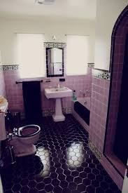 my fantasy bath vintage and in purple i would never rehab this