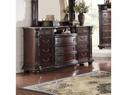 stanley bedroom furniture crown mark stanley bedroom traditional dresser royal furniture
