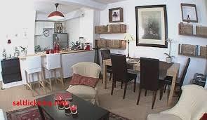 salon sejour cuisine ouverte decoration sejour cuisine ouverte pour idees de deco de cuisine