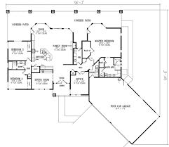 adobe southwestern style house plan 3 beds 2 50 baths 2497 sq