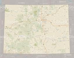 Map Of Aurora Colorado by Colorado Map Stock Vector Art 482900009 Istock