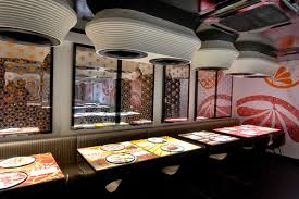 restaurant interior design ideas impressive japanese interior design with chic look nuance