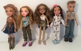 bratz dolls hand toys games buy sell uk