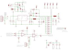lm2576 constant voltage constant current switching power supply