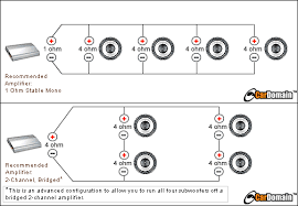 svc 4 ohm subwoofer wiring diagram wiring diagram