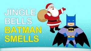 jingle bells batman smells christmas jingle bells kids christmas