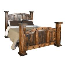 Rustic Bedroom Set With Cross Beds U2014 The Rustic Mile