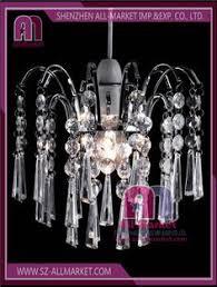 Chandelier Acrylic Clear Beads Chandelier Acrylic Chandelier Pendant Lampshade