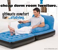 Dorm Room Bean Bag Chairs - dorm room chairs easy cheap and inflatable