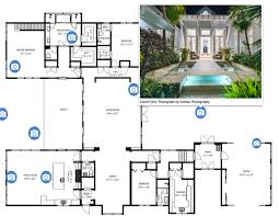 Sketch Floor Plan Smart Tags Blue Sketch