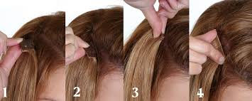 clip hair how to apply clip in hair extensions faq pros and cons houston
