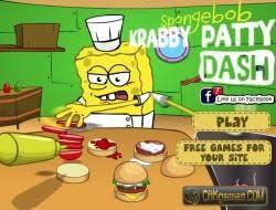 jeux de bob l 駱onge en cuisine jeux en ligne spongebob jouer gratuitement sur