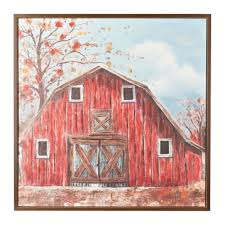 Red Shed Home Decor Home Decor Wall Decor Furniture Unique Gifts Kirklands
