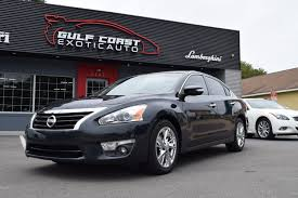 grey nissan altima black rims 2013 nissan altima u2013 gulf coast exotic auto