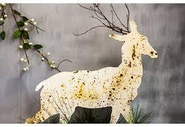 decor deer decor rustic decor