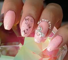 pink fantasy unicorn nails u2013 my nail envy