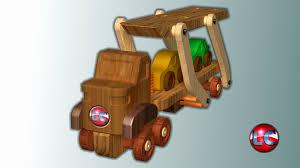 wooden truck toy wooden truck toy free 3d model in toys 3dexport