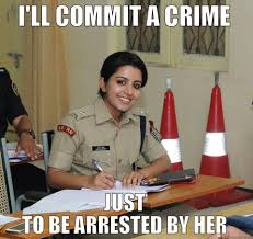 Old Lady College Meme - merin joseph the ips officer with internet memes