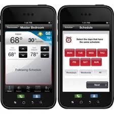 Honeywell Portable Comfort Control Honeywell Updates Total Connect Comfort App Thermostat Controls