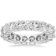 eternity ring diamond eternity ring 4 ct tw brilliant earth