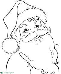 coloring pages of santa kids n fun 85 coloring pages of christmas