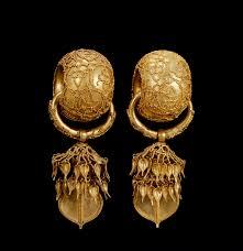 post type earrings earring