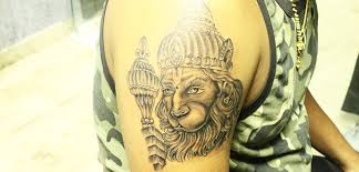 lord hanuman tattoo what do they mean monkey god tattoo designs
