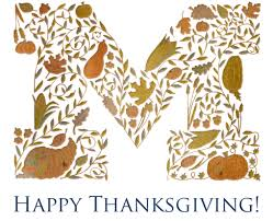 thanksgiving a time to be grateful and mindful beyond the diag