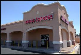 audio express hours locations near me