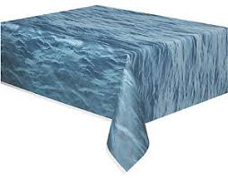 themed table cloth waves sea water party tablecover tablecloth 1 5pk ebay
