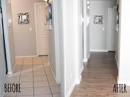 can you install vinyl plank flooring in a bathroom decoration