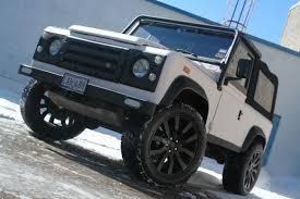 jeep defender interior land rover defender white kevlar pdm conversions
